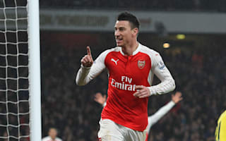 Koscielny reminded Wenger of Cannavaro