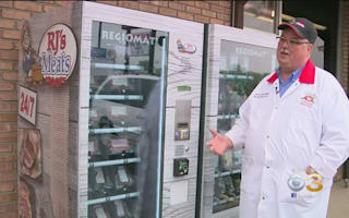 The bizarre vending machines that serve the unexpected