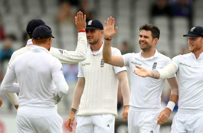 England thrash Pakistan to level series
