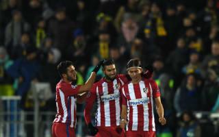 Rostov 0 Atletico Madrid 1: Carrasco decisive to end hosts' unbeaten run