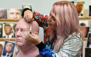 Madame Tussauds uses yak hair for Trump waxwork