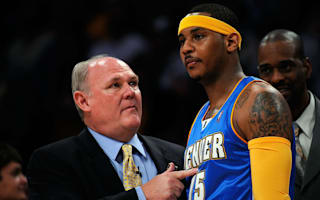 Trading Anthony 'like popping a blister' - Former Nuggets coach Karl