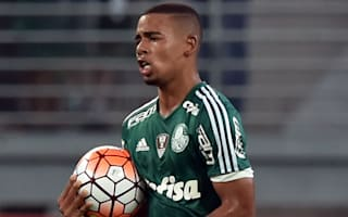 Gabriel Jesus to stay at Palmeiras amid Barcelona links - Cuca