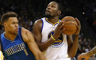 Durant posts triple-double, Thomas scores 52