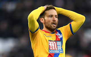 Cabaye flattered by Marseille links but focused on Palace