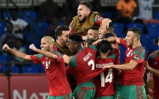 Morocco 1 Ivory Coast 0: Alioui stunner sends holders crashing out