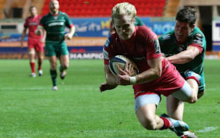 Aled Davies included in Wales Six Nations squad