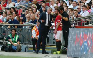 Mourinho explains decision to sub 'angry' Mata