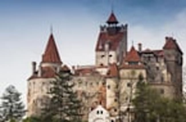 You Can Spend This Halloween At Count Dracula's Castle in Transylvania