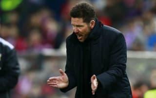 Simeone pleased with Atletico's Copa del Rey win