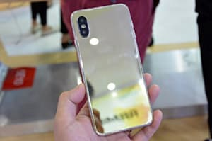 El clon iPhone X de Hotwav