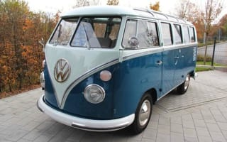 Rare VW campervan set to smash auction records