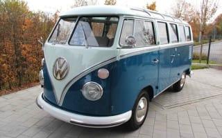 Rare VW campervan set to smash auction records