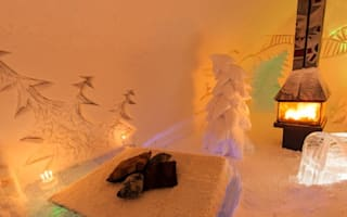 Wish you were here? Quebec's Ice Hotel opens