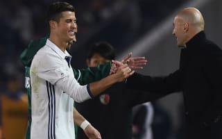 Ronaldo salutes Zidane's management as Madrid close on LaLiga crown