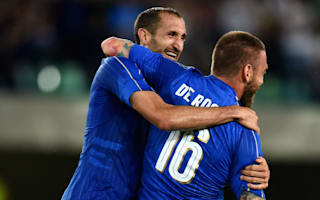 'Defence wins you titles' - Del Piero optimistic Italy can defy critics