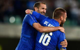 'Defence wins you titles' - Del Piero optimistic Italy can defy critics