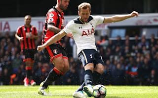 Tottenham 4 Bournemouth 0: Kane on target as Spurs equal record streak