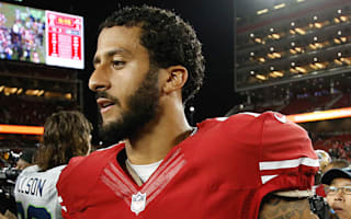 Kaepernick sat out national anthem to protest racial inequality