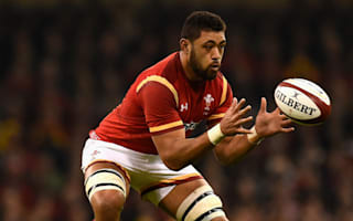 Faletau and Charteris ruled out of Wales' trip to Italy