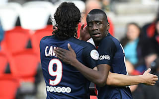 Lorient v Paris Saint-Germain: Matuidi determined to keep historic second treble alive
