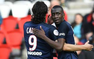 Lorient v Paris Saint-Germain: Matuidi determined to keep historic second treble alive