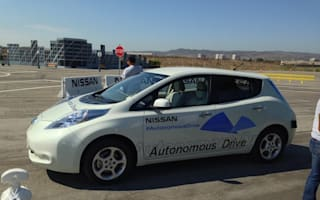 We take a spin in a self-driving car