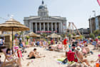 Britain's best urban beaches