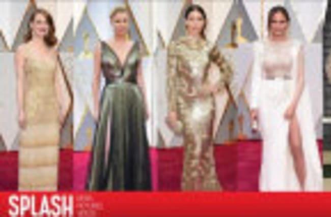 Les stars brillent en or aux Oscars