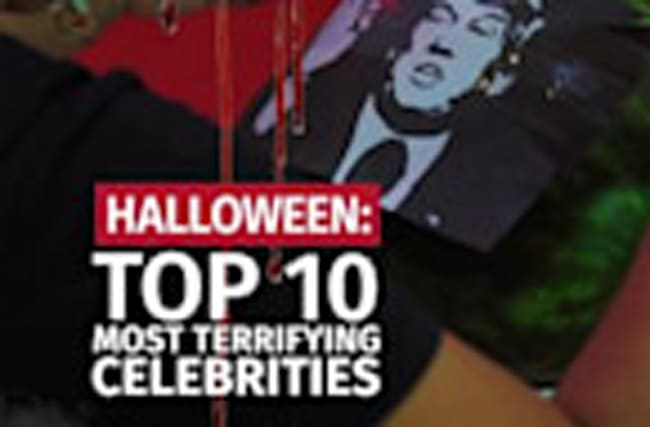 Halloween: Top 10 scariest celebrities revealed in watermelon form