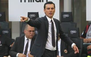 Montella: Milan need more anger - like I had