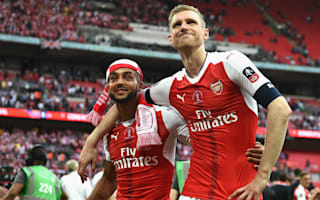 Everyone wrote me off - Critics inspired Mertesacker before Arsenal triumph