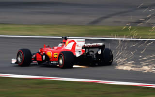 Maybe I chickened out - Vettel regrets braking early after Hamilton takes pole