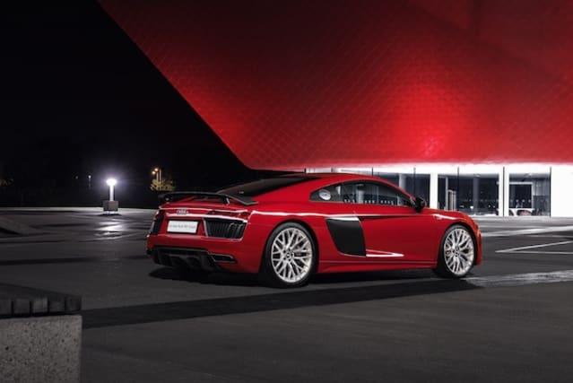 First drive: Audi R8
