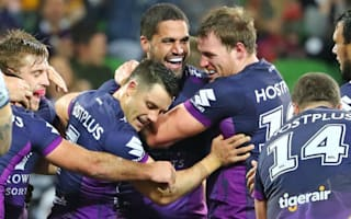 Storm, Sharks one win from NRL Grand Final