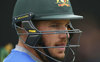Finch: I can't argue with ODI axing