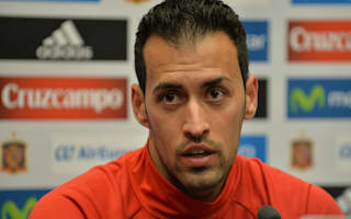 Busquets not fazed by Ventura's Serie A scheme