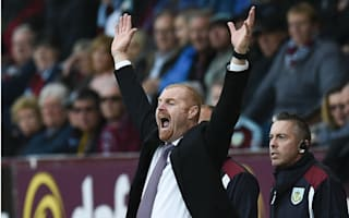 Dyche delighted to see Clarets get back to basics