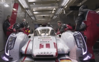 24 hour of Le Mans: one team's journey