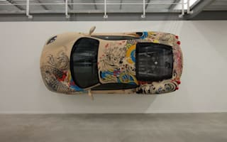Ferrar-ink: F430 Scuderia gets amazing tattoo