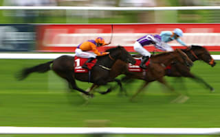Harbour Law wins dramatic St Leger to make history