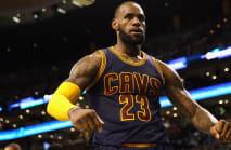 LeBron, Cavs crush Celtics to reach NBA Finals