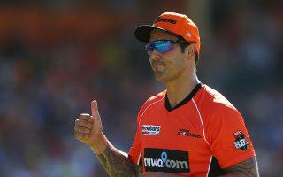 Scorchers hero Johnson considering IPL return
