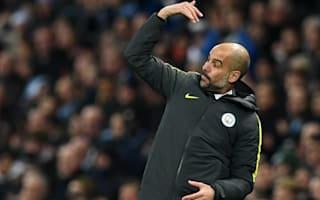 Guardiola: The fans stayed, so City must have been good