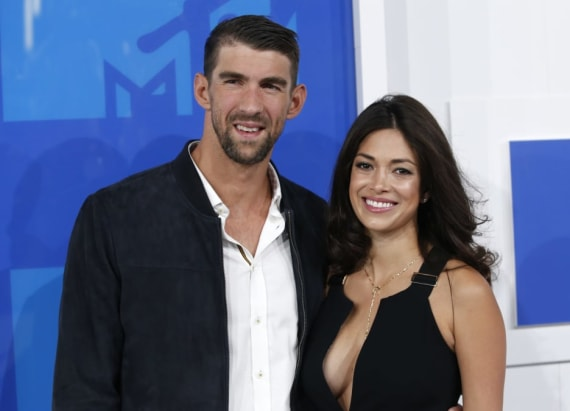 Michael Phelps reveals song that inspired mean mug