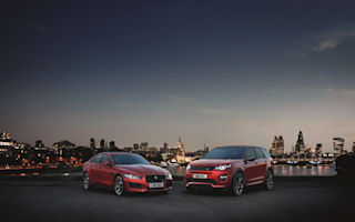Jaguar Land Rover makes facial recognition entry system
