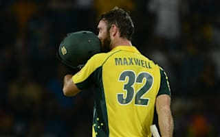 Maxwell: I doubted my ability