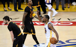 Durant and Curry sink LeBron's Cavs as Warriors reclaim NBA championship