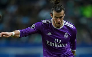 Bale limps out of Madrid v Sporting CP