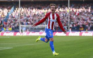 Atletico Madrid 3 Sevilla 1: Griezmann stunner all but ends Sampaoli's title hopes